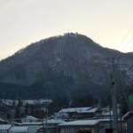 三吉山 初詣