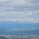吾妻連峰から月山、葉山まで、