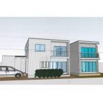 極小敷地の住宅プロジェクト2