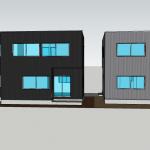 極小敷地の住宅project1
